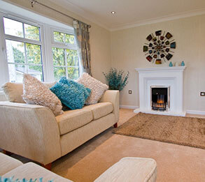 residential home lounge