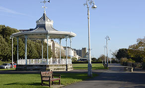 Seafront Bandstand